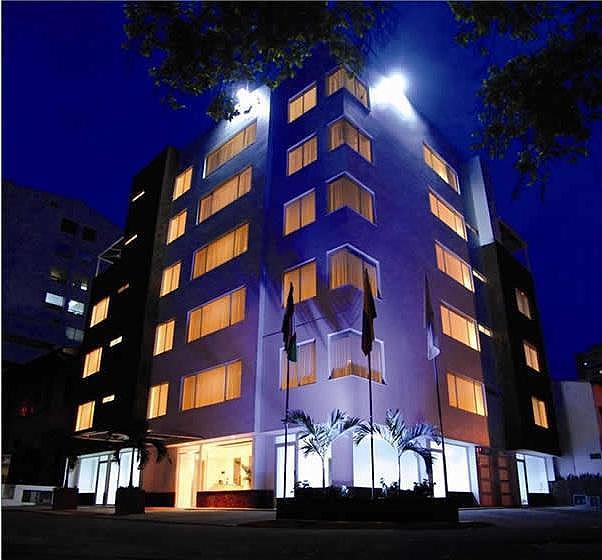 Conexi n hoteles hotel ms ciudad jardin for Hotel ciudad jardin